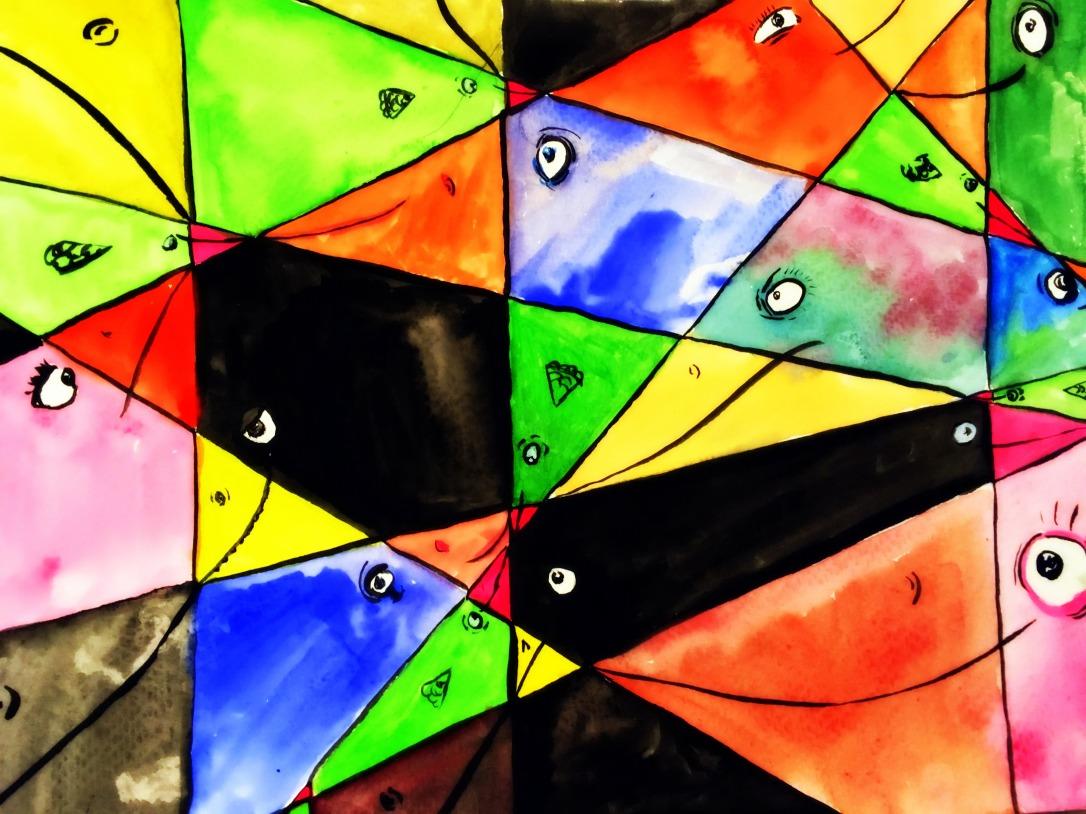 triangle birds