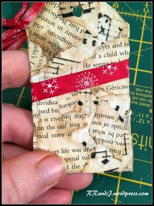 christmas card tutorial 10