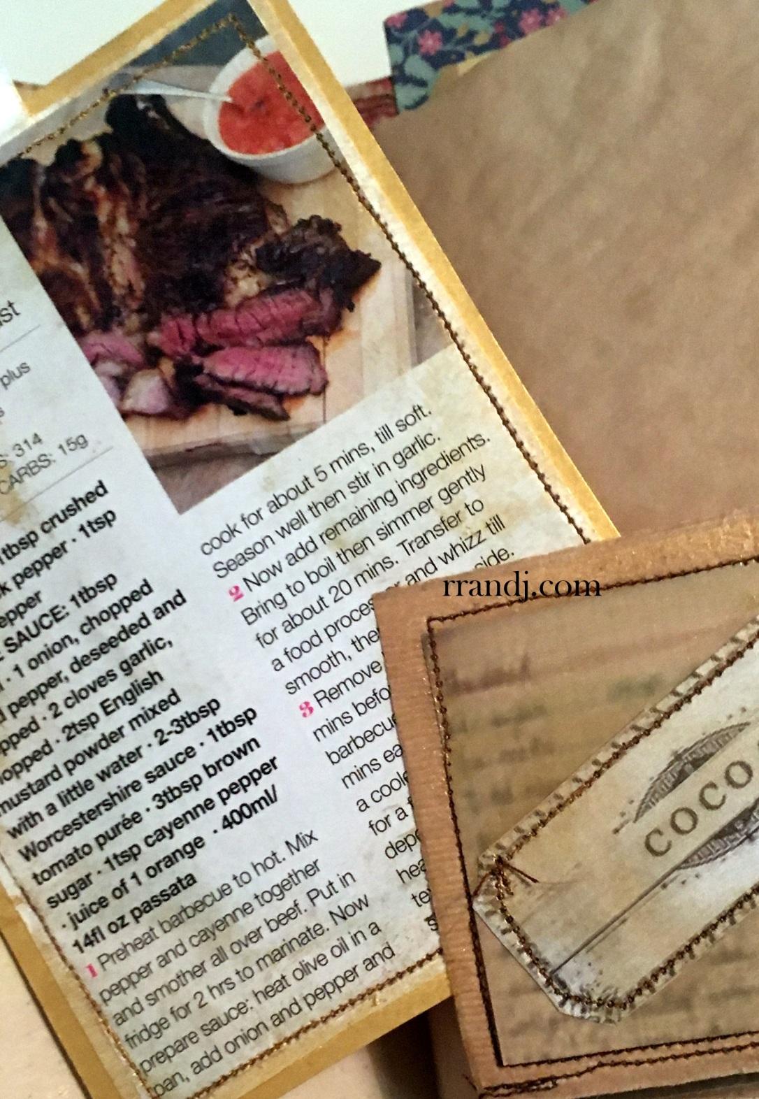 recipe journal 5