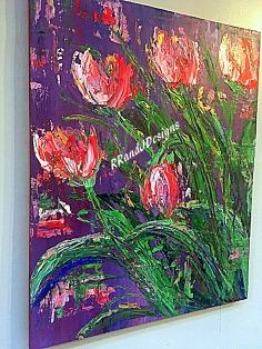 Pink Tulips RRandJDesigns 10