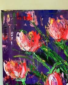 Pink Tulips RRandJDesigns 4