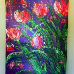 Pink Tulips RRandJDesigns 8